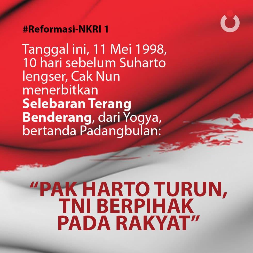 Reformasi NKRI, 1