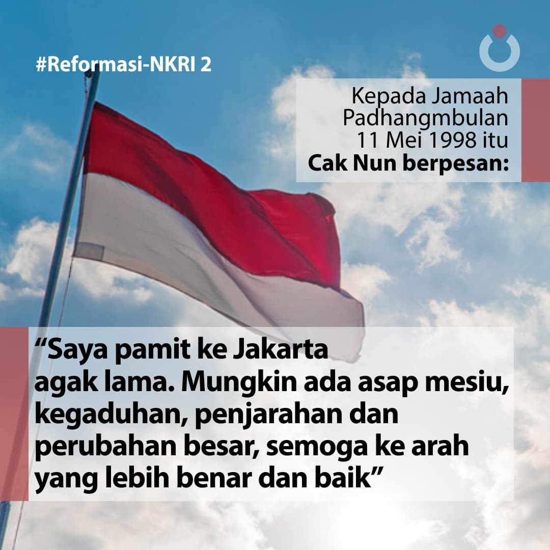 Reformasi NKRI, 2