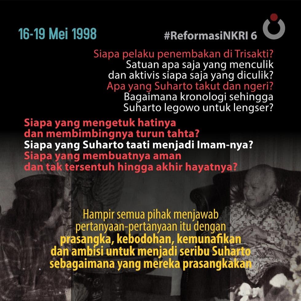 Reformasi NKRI, 6
