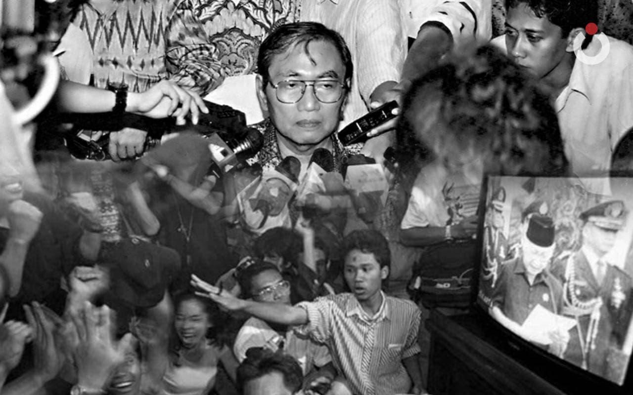 <em>Ora Dadi Presiden, Ora Pathèken</em> <br>(Akad Nikah <em>Lengser Keprabon</em> Soeharto)