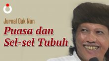 Jurnal Cak Nun – Puasa dan Sel-sel Tubuh