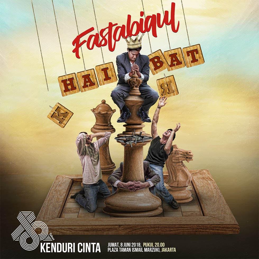 <em>Fastabiqul Haibat</em>