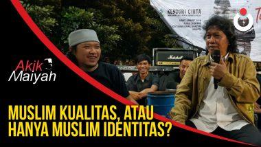 Cak Nun: Muslim Kualitas, atau Hanya Muslim Identitas?