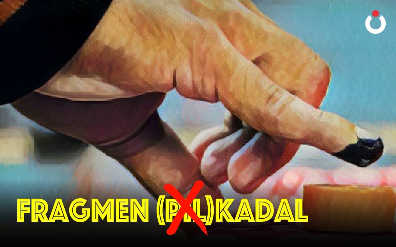Fragmen (<strike>Pil</strike>)Kadal