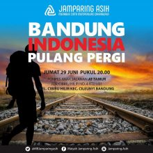Mudik – Bandung Indonesia Pulang Pergi