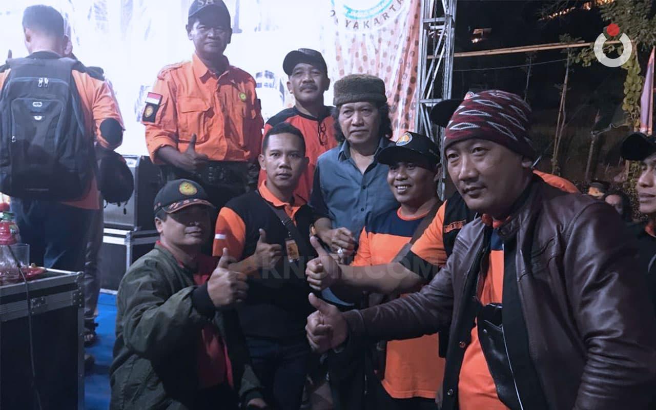 """""""Lapor, Keluarga Besar SAR DIY Syawalan Bareng Cak Nun, Siap…!!!"""""""