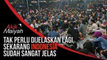 Cak Nun: Tak Perlu Dijelaskan Lagi, Sekarang Indonesia Sudah Sangat Jelas