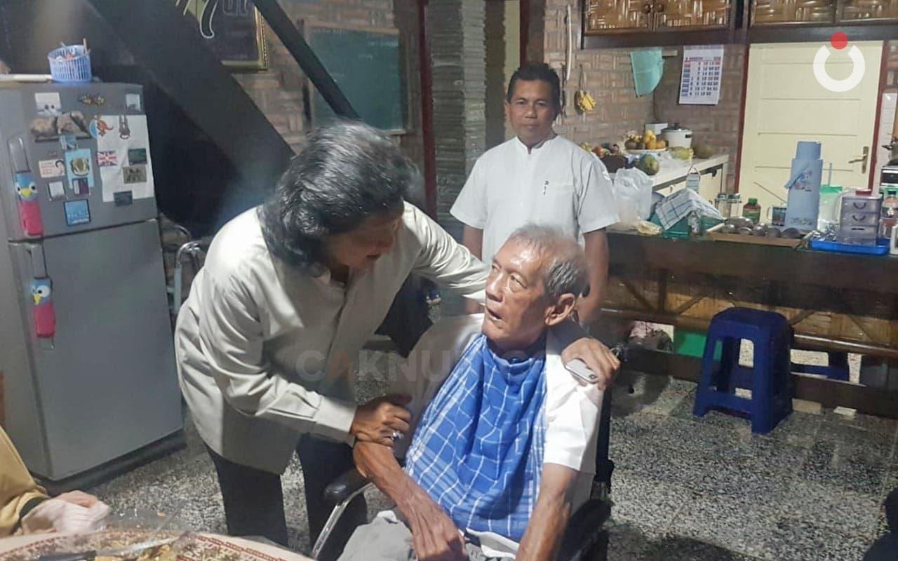Bersama Prof. Dr. Arief Budiman