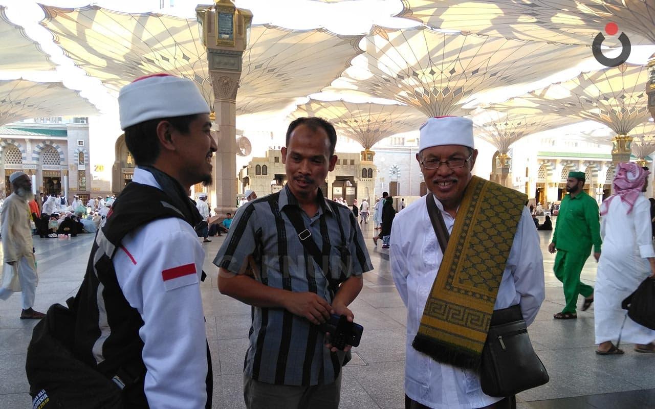 Suntikan Semangat Melayani Jamaah Haji dari Cak Fuad