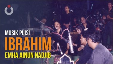 Musik Puisi – Ibrahim