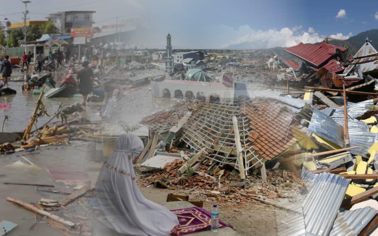 Aruku' Asujud untuk Lombok dan Palu