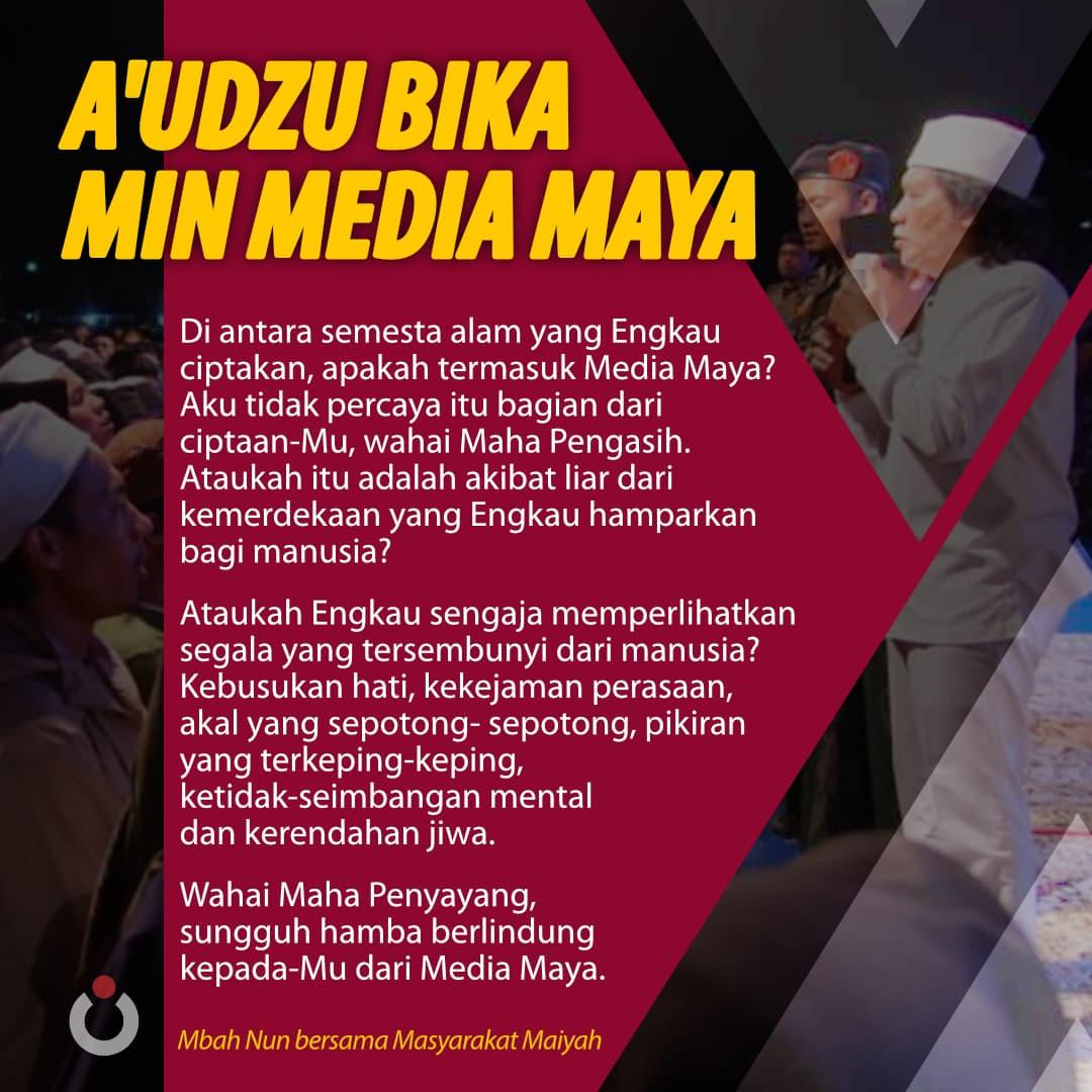 A'udzu Bika Min Media Maya