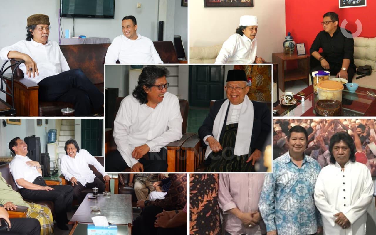 Sejenak Indonesia di Rumah Maiyah