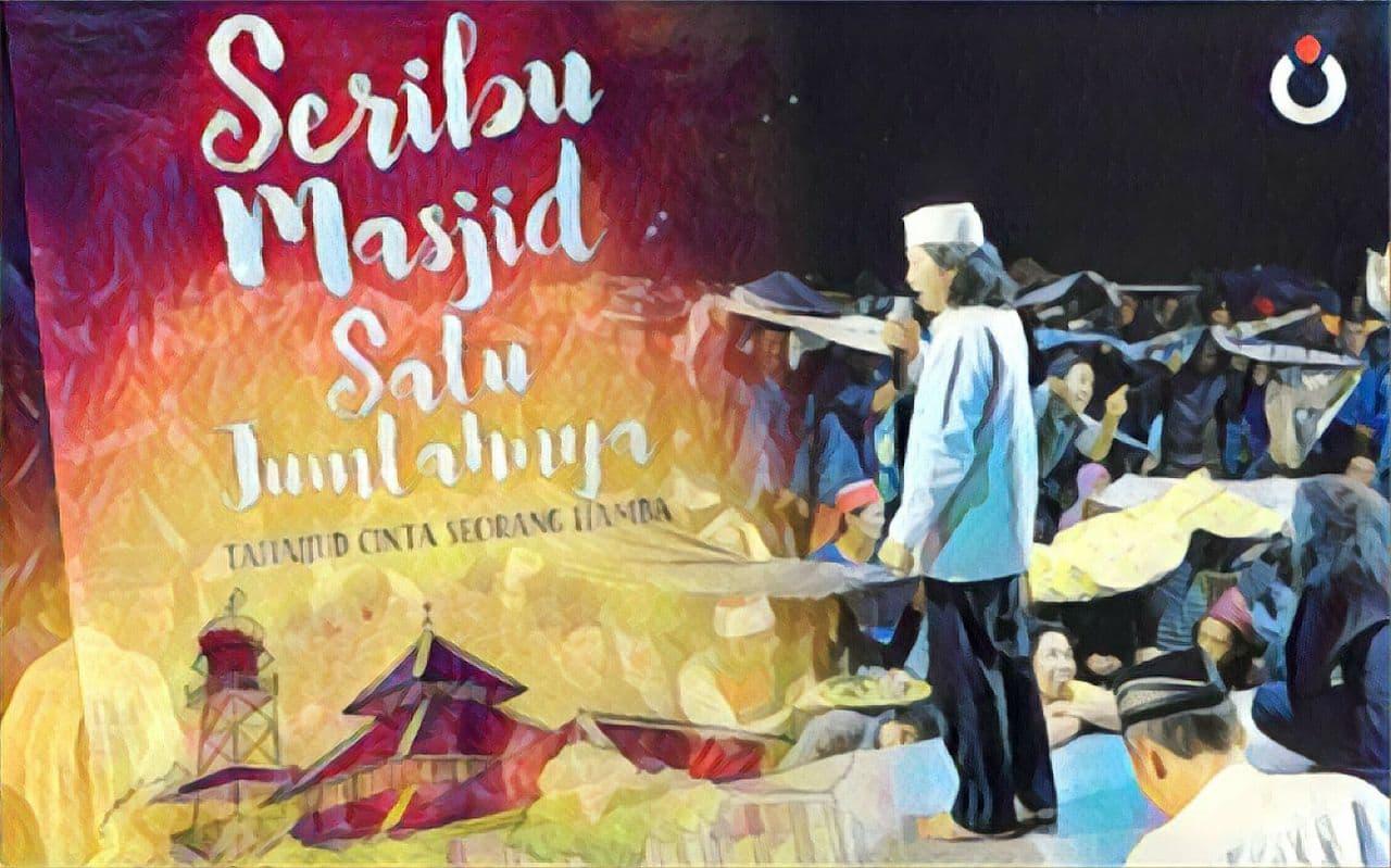 Seribu Masjid Satu Jumlahnya <br>(Puisi Khilafah 1987)