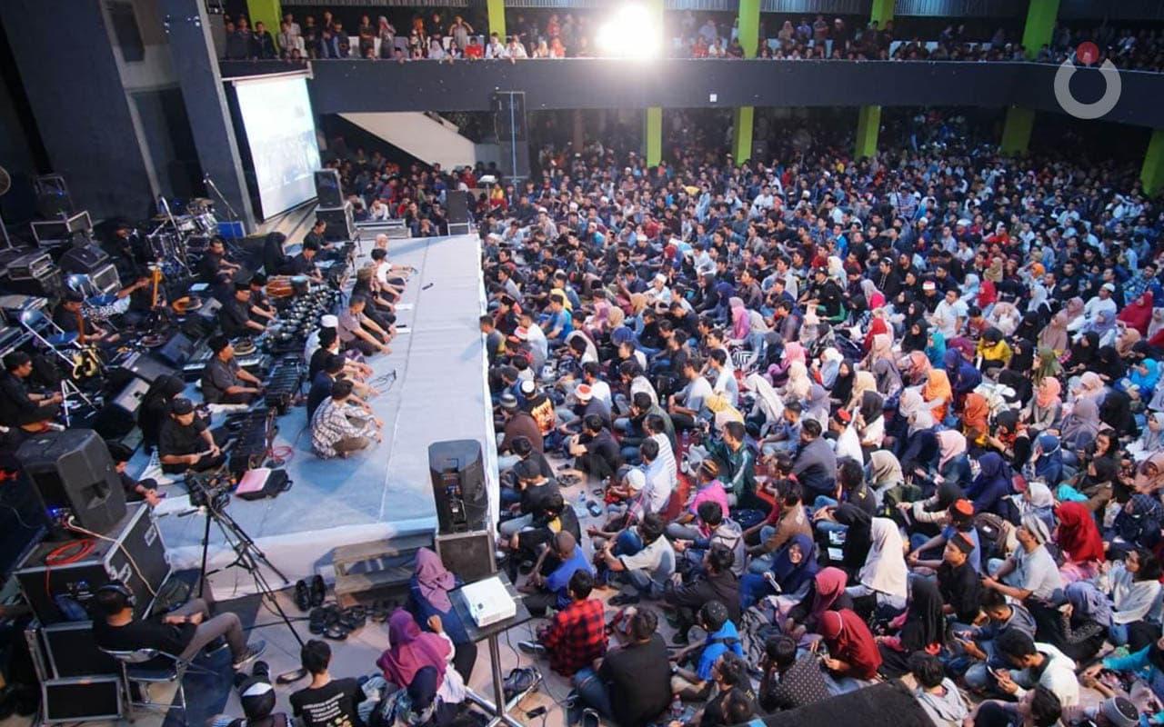 Jiwa Liar yang Mampu Menghargai Hukum, <em>Pop Culture</em> Sinau Bareng