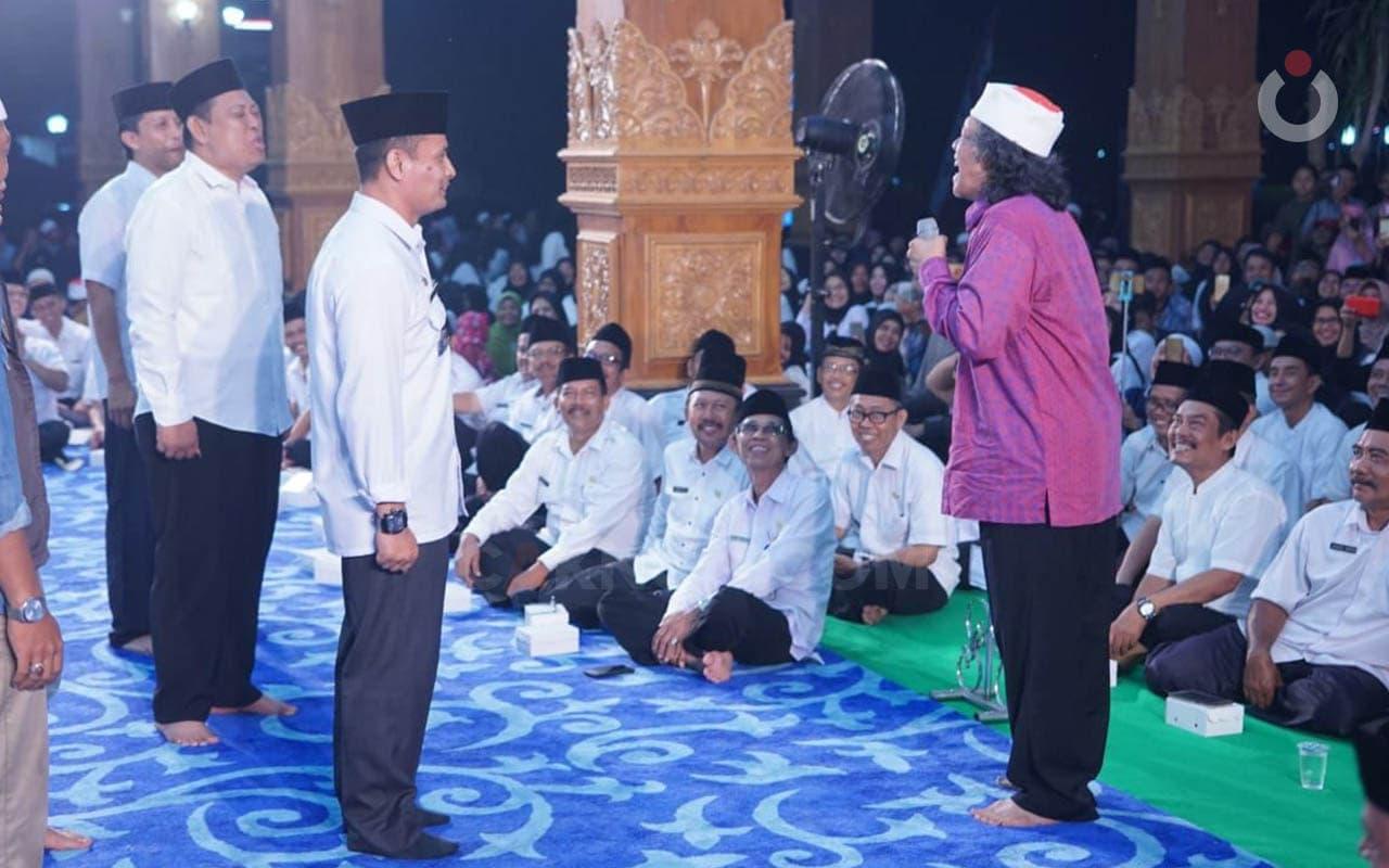 Tasawuf Khusyuk Gembira, Khilafah Sinau Bareng, dan Negara Hukum Fiqih