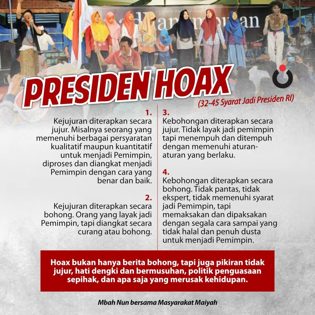Presiden Hoax