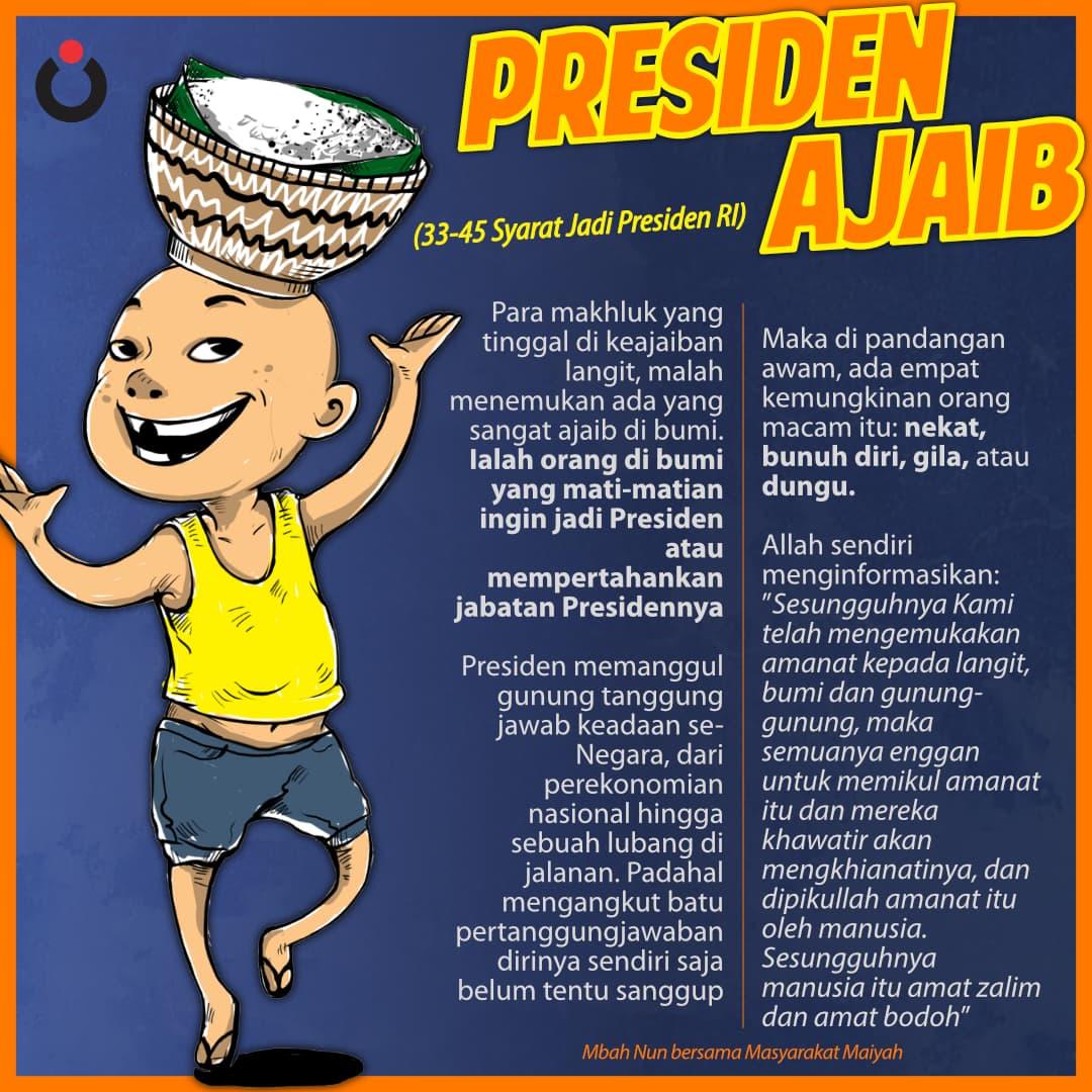 Presiden Ajaib