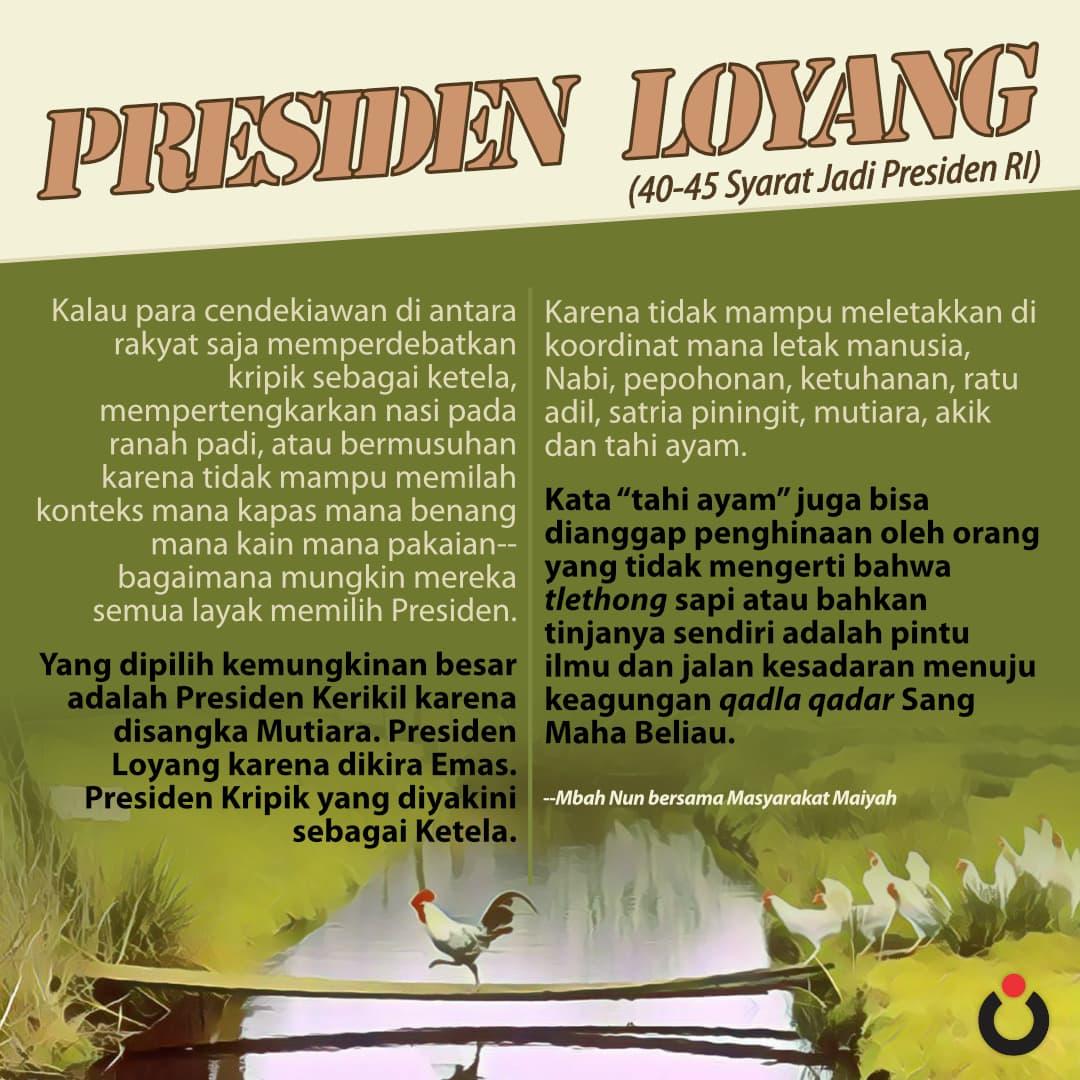Presiden Loyang
