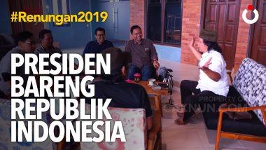 Presiden Bareng Republik Indonesia | #Renungan2019 (3)