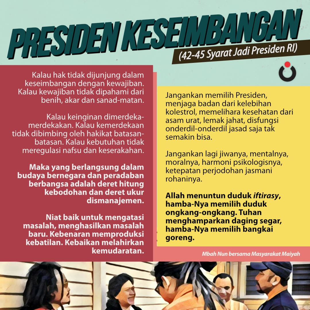 Presiden Keseimbangan
