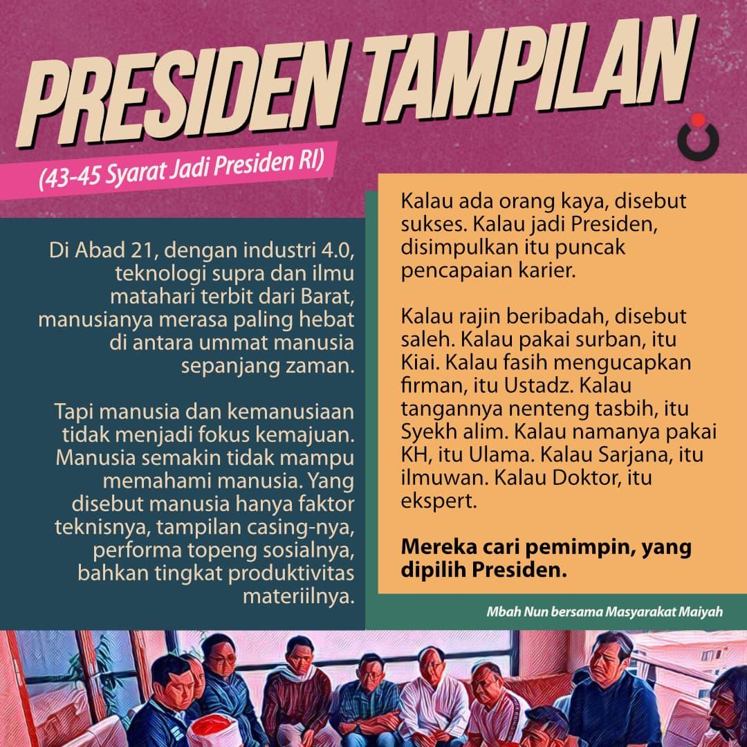 Presiden Tampilan