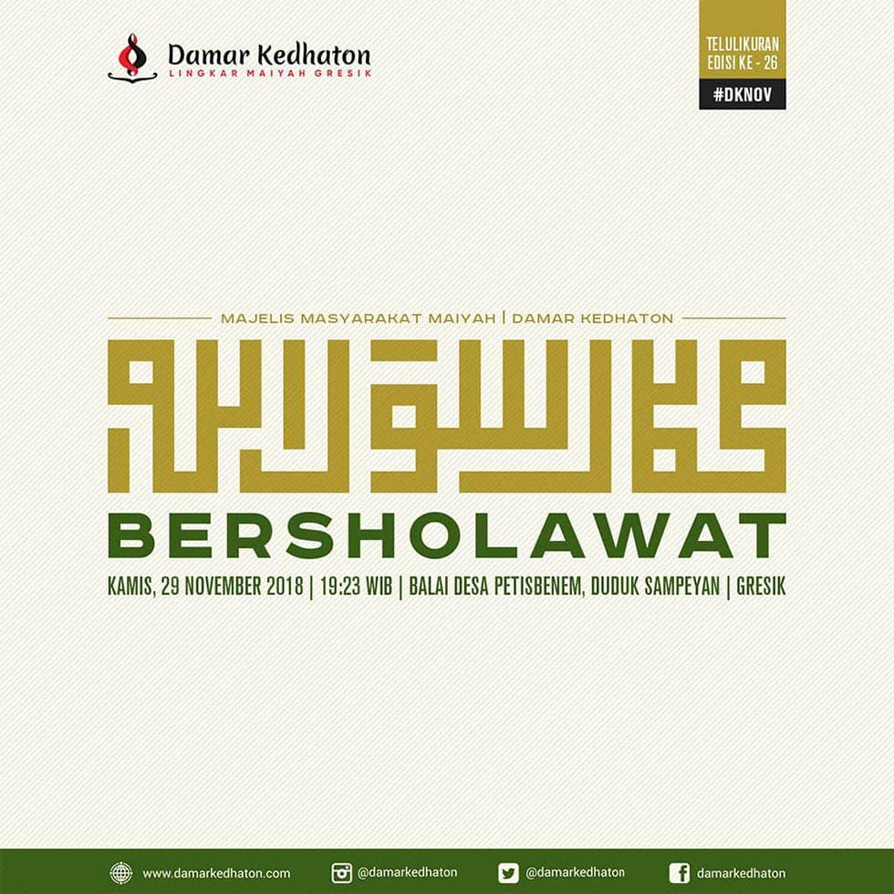 Bershalawat