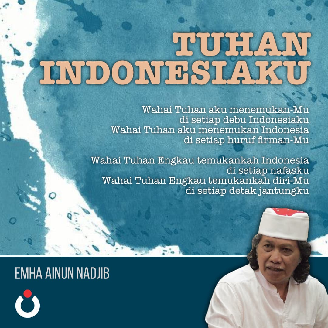 Tuhan Indonesiaku