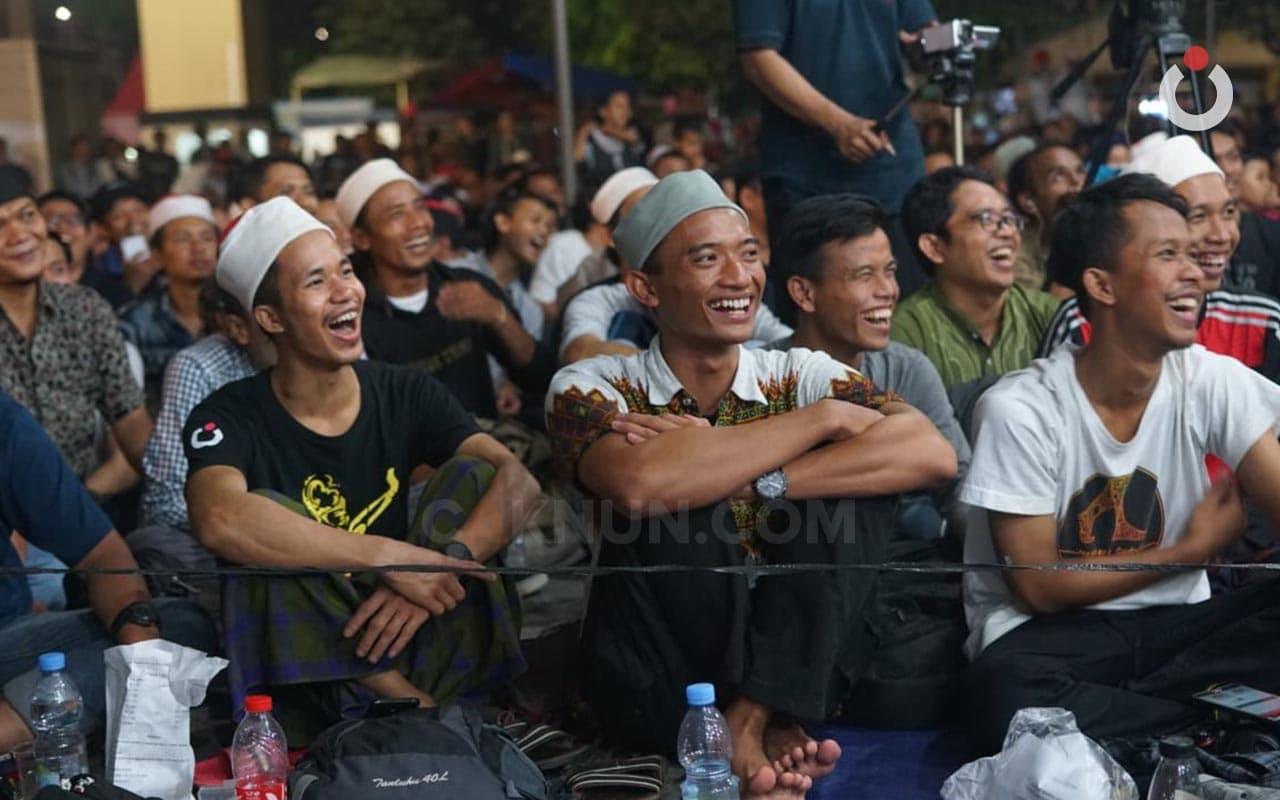 Shadaqah Kultur Gembira di Tengah Kultur Birokrasi