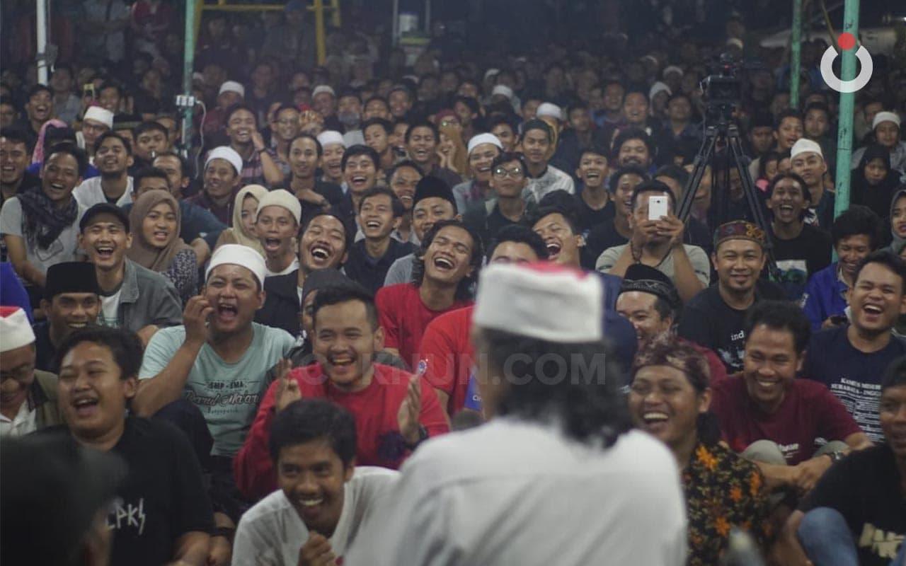 """Maiyah Ndak Penting"" Bambang Ekalaya yang Lulus dalam Keikhlasan Tak Terlumpuhkan"