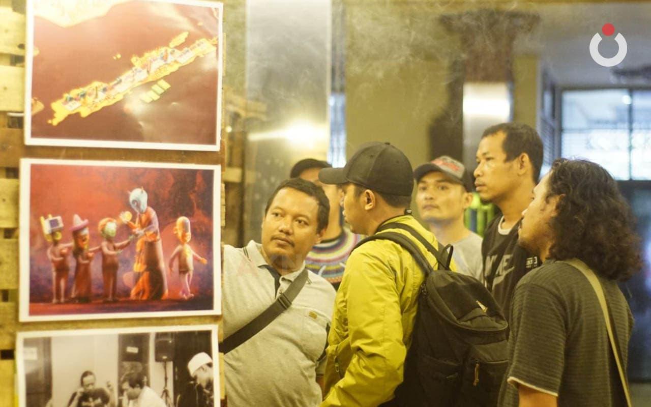 Pameran Dokumentasi dan Karya: Gambang Syafaat dalam Rentangan Waktu