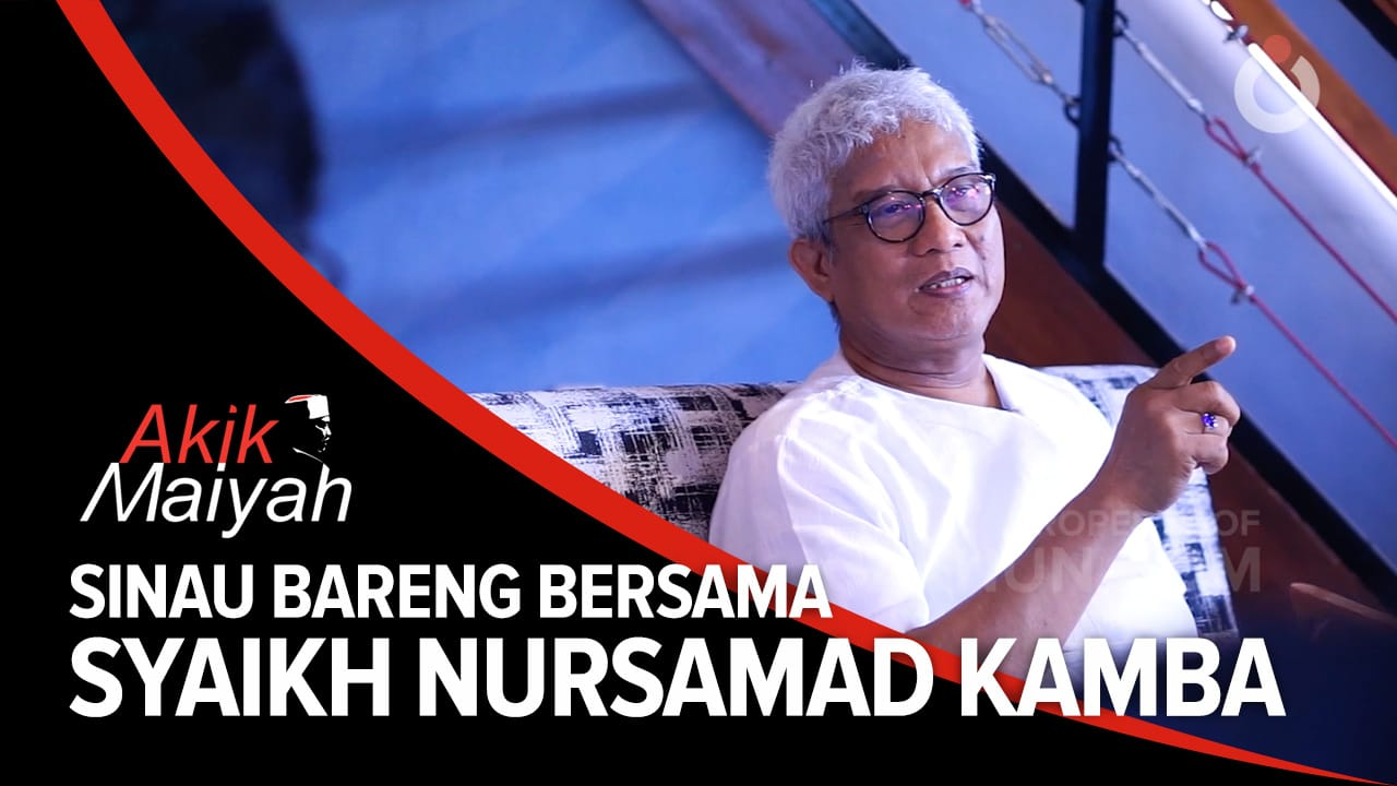 Sinau Bareng Bersama Syaikh Nursamad Kamba | Part 3