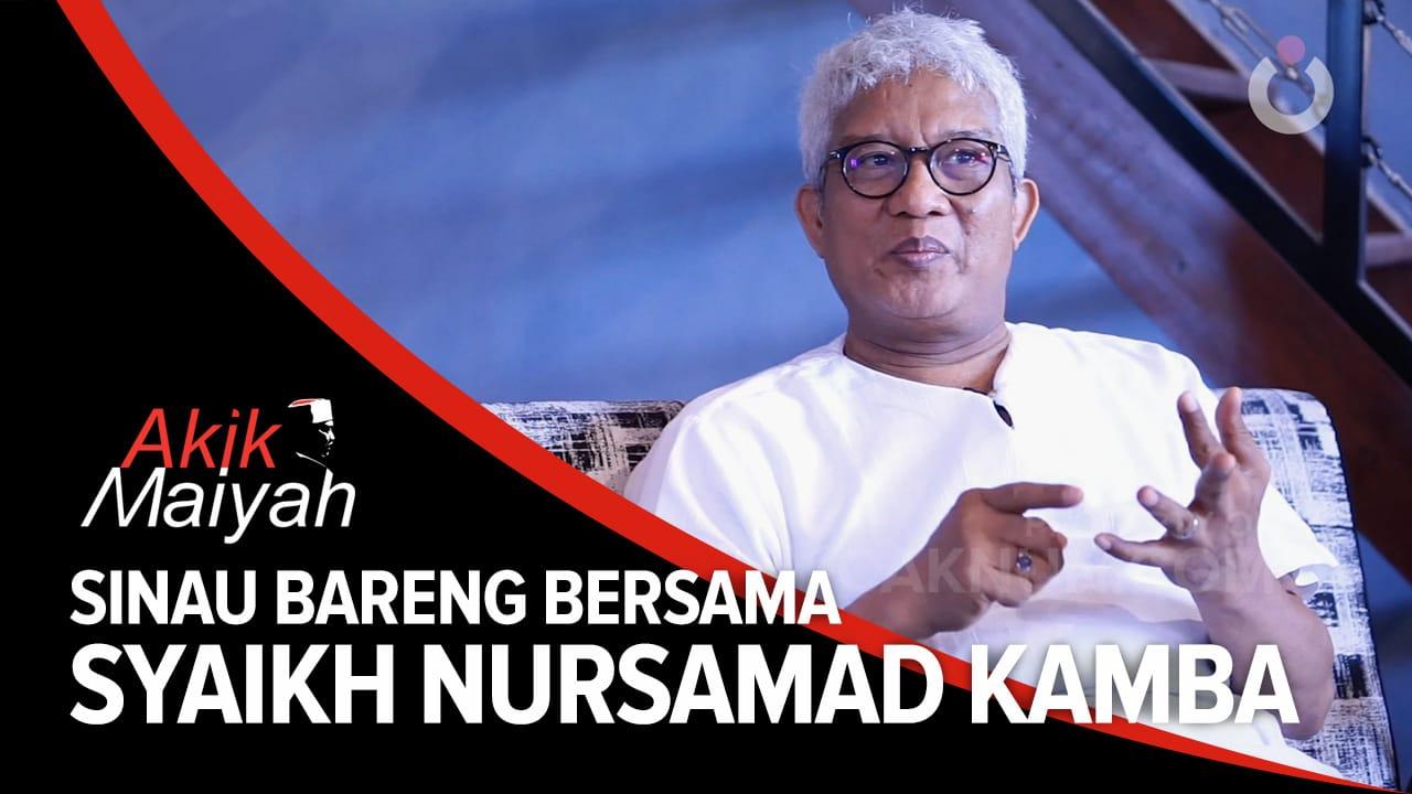 Sinau Bareng Bersama Syaikh Nursamad Kamba   Part 4