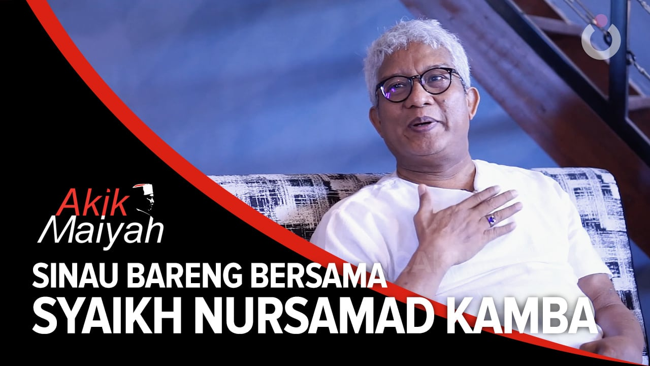 Sinau Bareng Bersama Syaikh Nursamad Kamba | Part 6