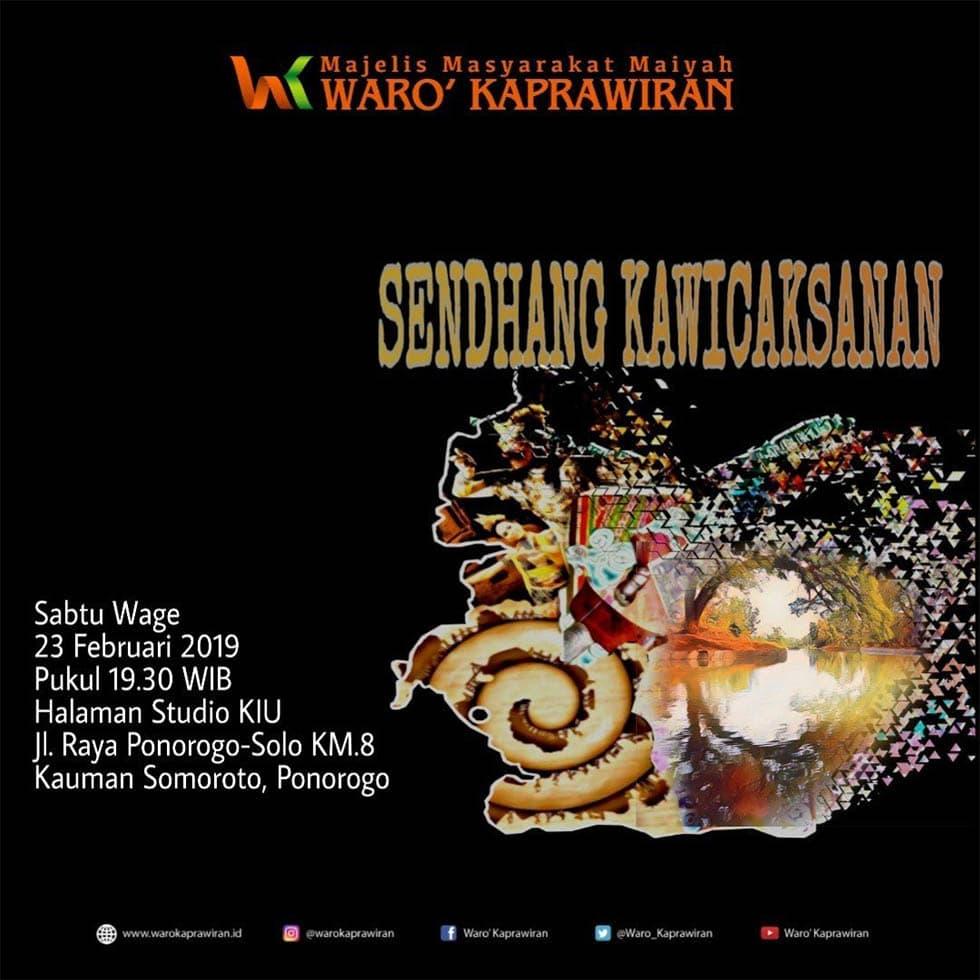 <em>Sendhang Kawicaksanan</em>