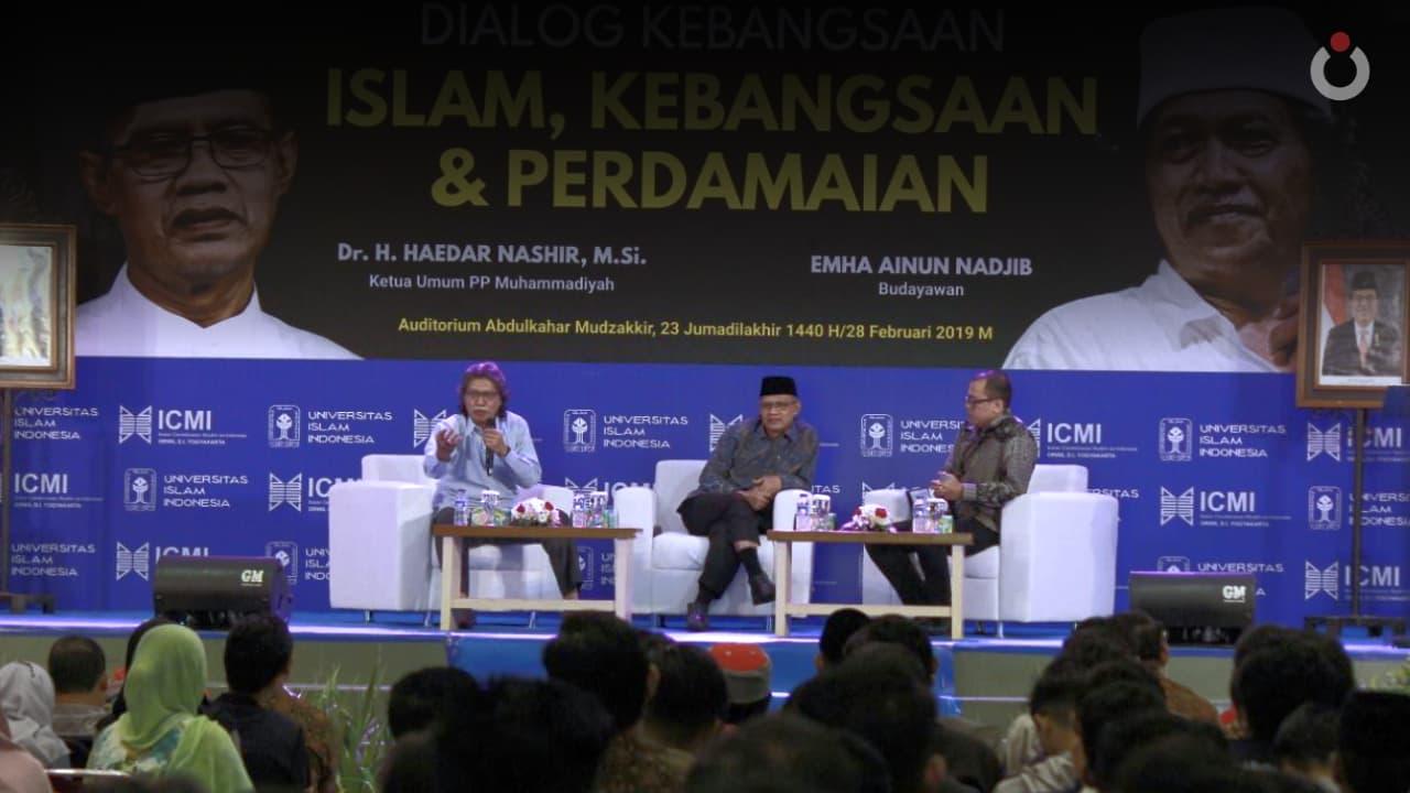 Semua Berhak Mandiri Mencari Islam Sejati