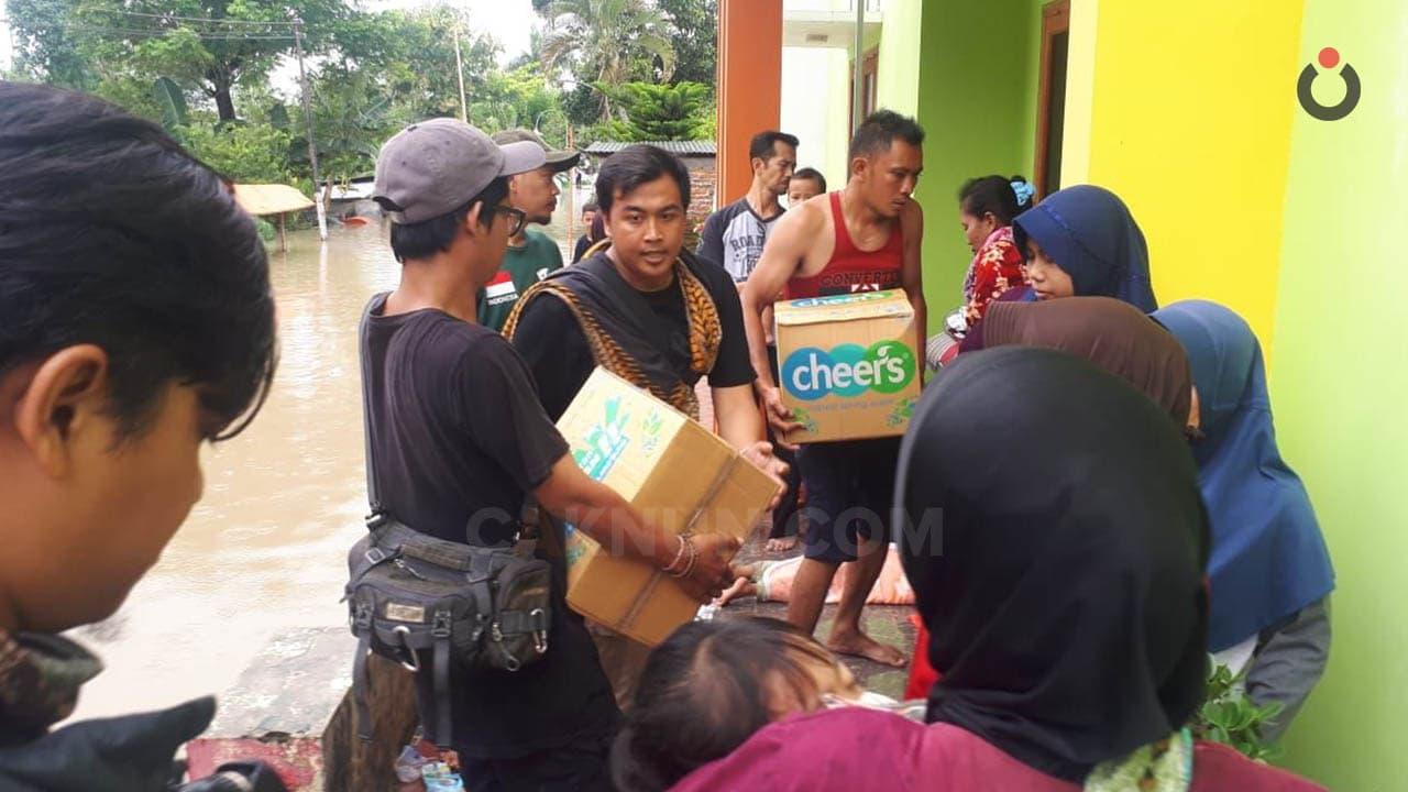 Bersama-sama Menghadapi Banjir