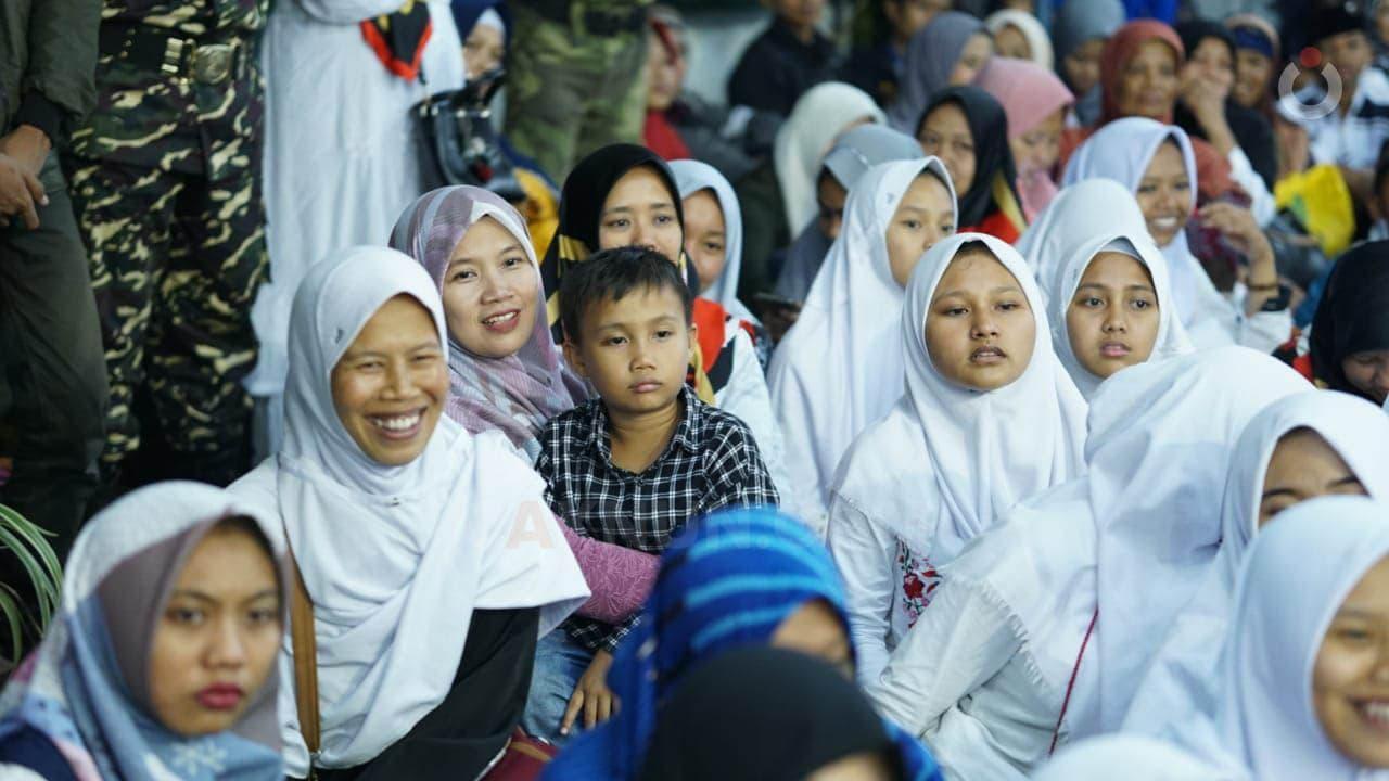 Cinta, Keamanan, dan Ketertiban Sinau Bareng di Ponpes Al-Hidayat