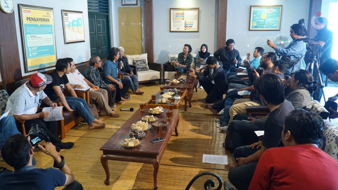 Shadaqah Silaturahim untuk Wartawan