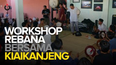 Workshop Rebana Bersama KiaiKanjeng