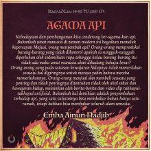 Agama Api