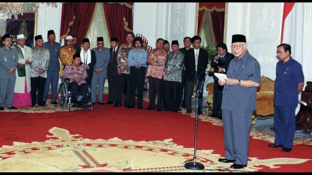 Memproses Presiden Soeharto Lengser
