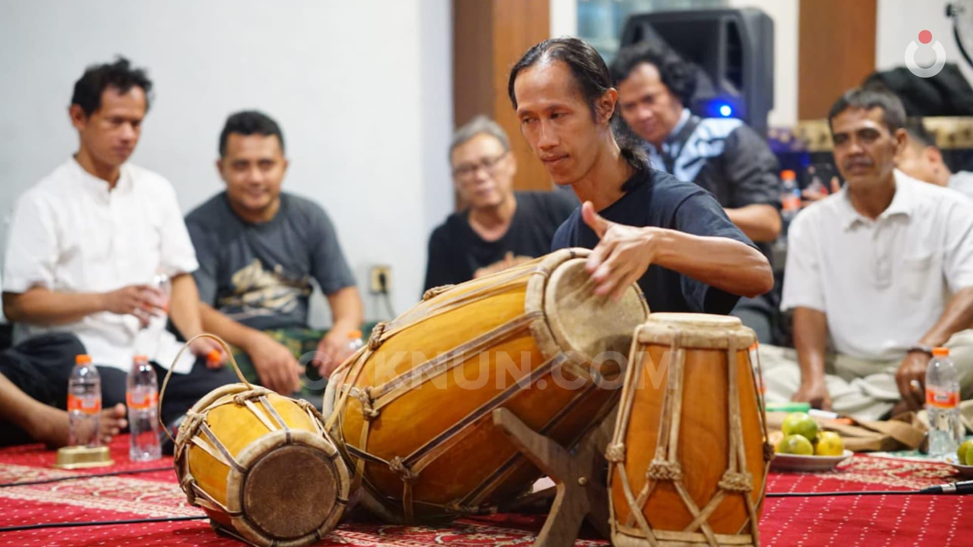 Kendang Jaipong Wasiat Ki Enthus untuk Mbah Nun dan KiaiKanjeng