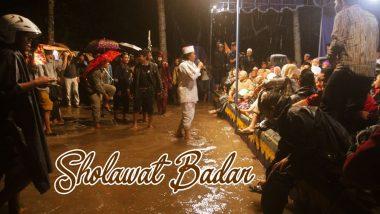 Cak Nun KiaiKanjeng – Sholawat Badar