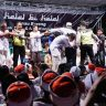 Polisi Pemalang Ikut Workshop Dolanan