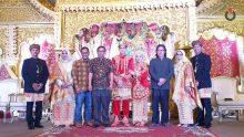 Mbah Nun di Pernikahan Putra Pak Indra Sjafri