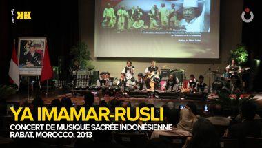 Ya Imamar-Rusli | KiaiKanjeng | Concert de Musique Sacrée Indonésienne