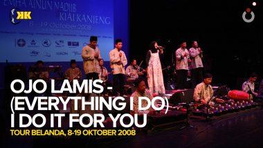 Ojo Lamis – (Everything I Do) I Do It for You