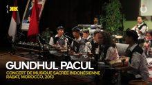 Gundhul Pacul | KiaiKanjeng | Concert de Musique Sacrée Indonésienne