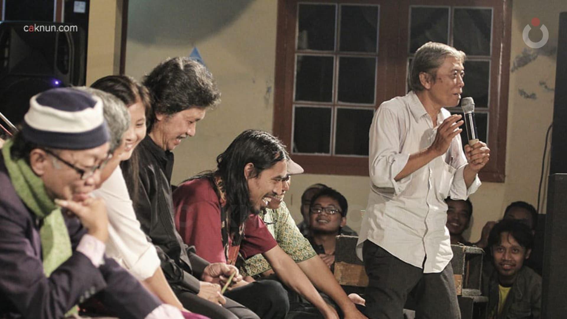 Penyair 'Jawa' Iman Budhi Santosa